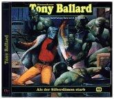 Tony Ballard - Als der Silberdämon starb, 1 Audio-CD