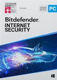BitDefender Bitdefender Internet Security - 3 User / 12 Monate 3 User / 12 Monate (Download für Windows)