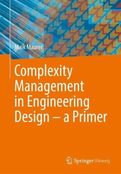 Complexity Management in Engineering Design - a Primer