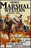 Sieben Marshal Western August 2016 (eBook, ePUB)