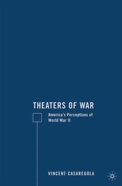 Theaters of War - Casaregola, V.