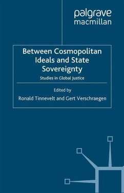Between Cosmopolitan Ideals and State Sovereignty