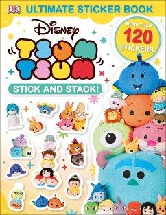 Ultimate Sticker Book: Disney Tsum Tsums