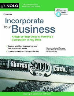 Incorporate Your Business: A Step-By-Step Guide...