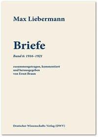 Max Liebermann: Briefe 06