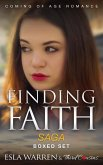 Finding Faith - Coming Of Age Romance Saga (Boxed Set) (eBook, ePUB)