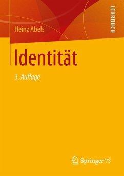 Identität - Abels, Heinz