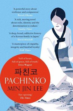 Pachinko (eBook, ePUB) - Lee, Min Jin