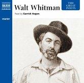 The Great Poets: Walt Whitman, 1 Audio-CD