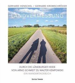 Landvermessung - Henschel, Gerhard; Kromschröder, Gerhard