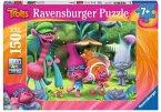 Ravensburger 10033 - Trolls, Welt der Trolle, XXL Puzzle 150 Teile