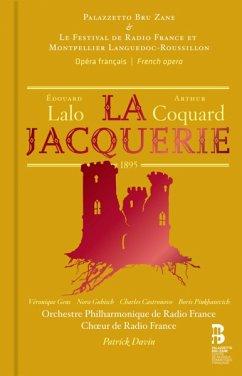 La Jacquerie (2 Cd+Buch) - Gens/Gubisch/Davin/Orch.Philharm.De Radio France