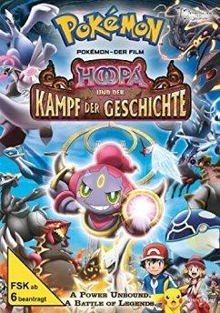 Pokemon - Der Film: Hoopa und der Kampf der Geschichte - Keine Informationen