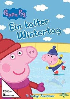 Peppa Pig - Ein kalter Wintertag - Keine Informationen