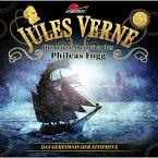 Jules Verne, Die neuen Abenteuer des Phileas Fogg, Folge 5: Das Geheimnis der Eissphinx (MP3-Download)