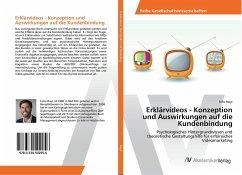 Erklärvideos - Konzeption und Auswirkungen auf die Kundenbindung - Mayr, Felix