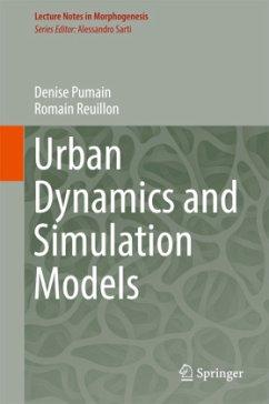Urban Dynamics and Simulation Models - Pumain, Denise