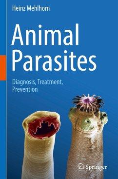 Animal Parasites - Mehlhorn, Heinz