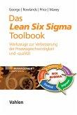 Das Lean Six Sigma Toolbook (eBook, PDF)
