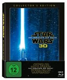 Star Wars: Das Erwachen der Macht (Collector's Edition, Blu-ray 3D + Blu-ray, 3 Discs)
