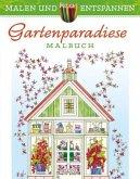 Malen und entspannen: Gartenparadiese