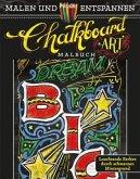 Malen und entspannen: Chalkboard Art