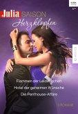 Herzklopfen / Julia Saison Bd.33 (eBook, ePUB)
