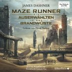 Maze Runner - In der Brandwüste / Die Auserwählten Bd.2 (MP3-Download)