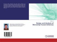Design and Analysis of Microstrip Fractal Antennas