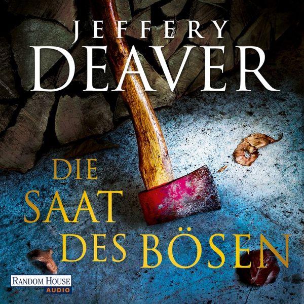 Die Saat des Bösen (MP3-Download) von Jeffery Deaver ...