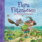 Das Geheimnis im Hexenwald / Flora Flitzebesen Bd.1 (MP3-Download)