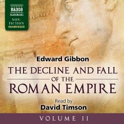 The Decline and Fall of the Roman Empire, Vol. 2 (Unabridged) (MP3-Download) - Gibbon, Edward
