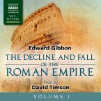The Decline and Fall of the Roman Empire, Vol. 1 (Unabridged) (MP3-Download)
