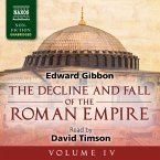 The Decline and Fall of the Roman Empire, Vol. 4 (Unabridged) (MP3-Download)