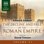 The Decline and Fall of the Roman Empire, Vol. 6 (Unabridged) (MP3-Download)
