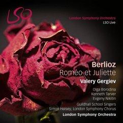 Romeo Et Juliette - Borodina/Halsey/Gergiev/London Symph.Chorus/+