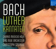 Lutherkantaten - Spering,Christoph/Chorus Musicus Köln/+