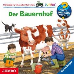 Der Bauernhof / Wieso? Weshalb? Warum? Junior Bd.1 (MP3-Download)
