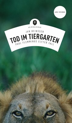 Tod im Tiergarten / Paul Flemming Bd.11 (eBook, ePUB) - Beinßen, Jan