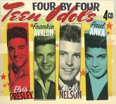 Four By Four-Teen Idols