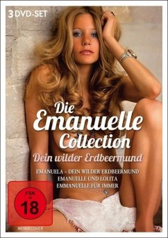 Die Emanuelle-Collection - Dein wilder Erdbeermund