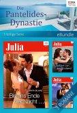Die Pantelides-Dynastie - 3-teilige Serie (eBook, ePUB)