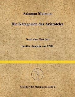 Die Kategorien des Aristoteles (eBook, ePUB)