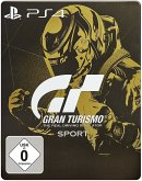 Gran Turismo Sport - Special Steelbook Edition