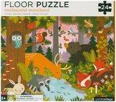 Bodenpuzzle - Floor Puzzle Märchenwald (Kinderpuzzle)