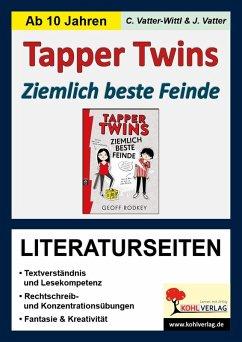 Tapper Twins - Literaturseiten (eBook, PDF)
