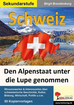Schweiz (eBook, PDF) - Brandenburg, Birgit