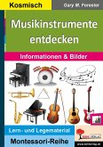 Musikinstrumente entdecken (eBook, PDF)