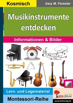 Musikinstrumente entdecken (eBook, PDF) - Forester, Gary M.