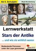 Lernwerkstatt Stars der Antike (eBook, PDF)
